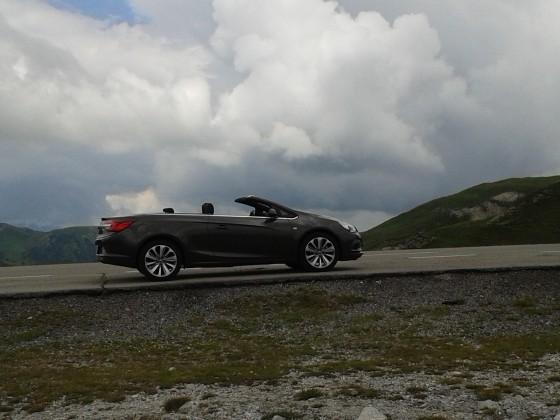 Urlaub 08/2014 im schönen Österreich auf 2700 m Höhe