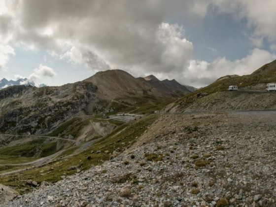 Cascada am Col du Galibiere
