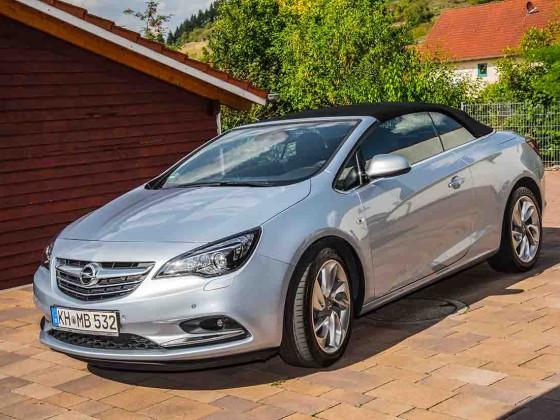 Opel Cascada 2,0 CDTI Innovation Diamantsilber