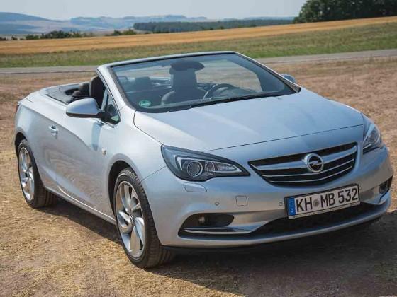 Fotos von meinem Opel Cascada