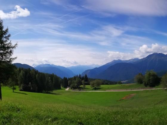 Panoramabild Ultental